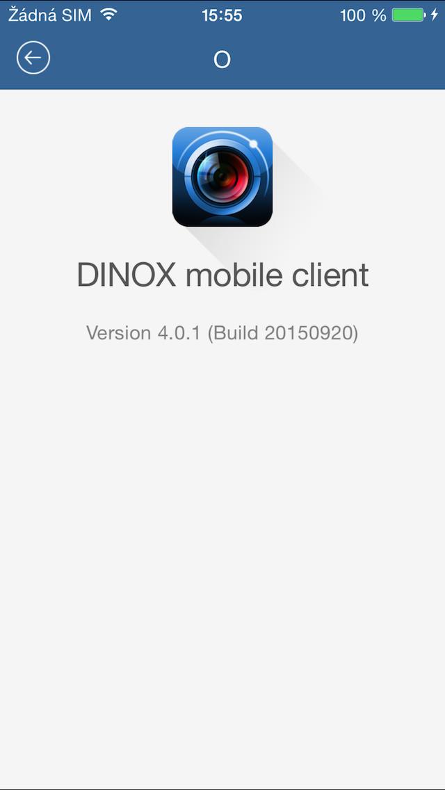 DINOX mobile client-0