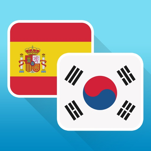 Free Spanish to Korean Phrasebook with Voice: Translate, Speak & Learn Common Travel Phrases & Words by Odyssey Translator
