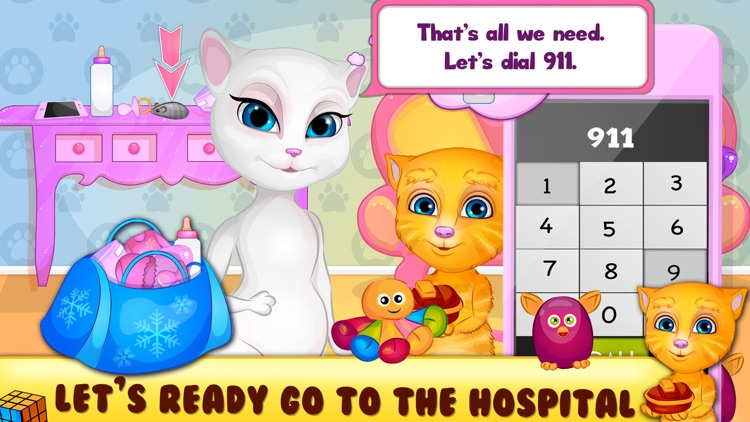 Born Baby Pet Care and Hospital
