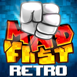 MADFIST Retro - No Ads - Addictive Action Arcade Timekiller Game
