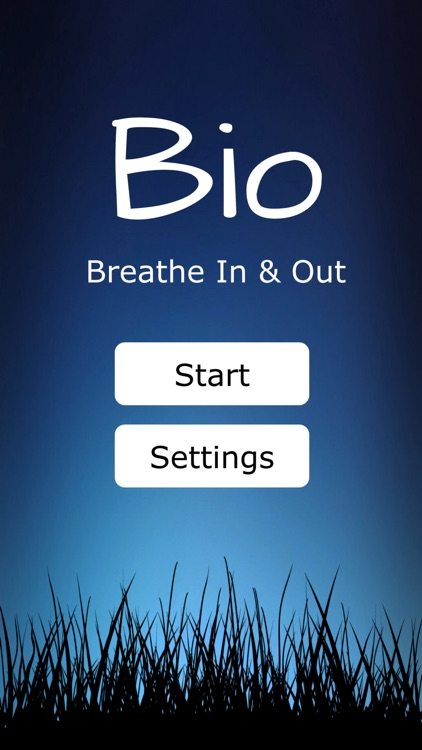 Bio - Breathe In & Out, Meditation/Visualization