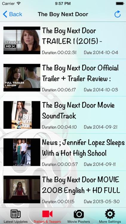 Upcoming Movie Trailers screenshot-3