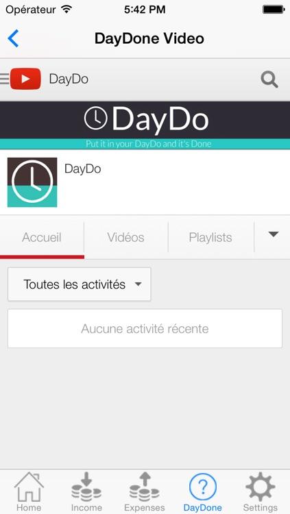 DayDo screenshot-3
