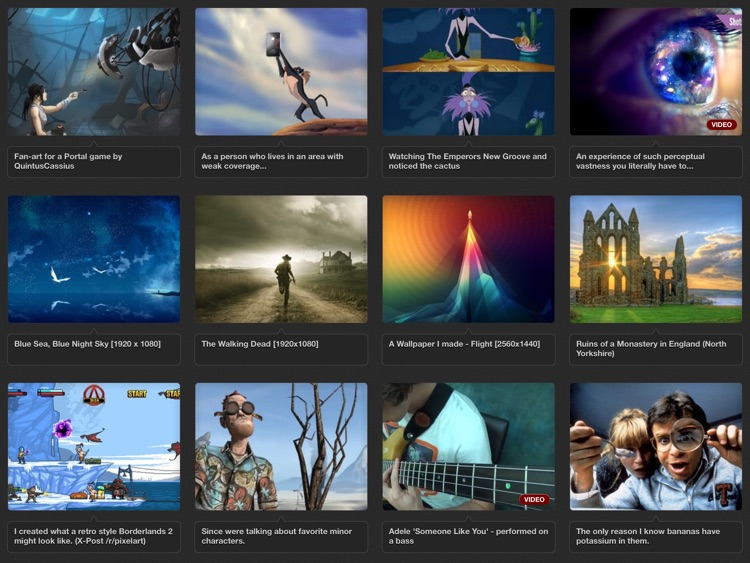 Alien Blue for iPad - reddit official client screenshot-4