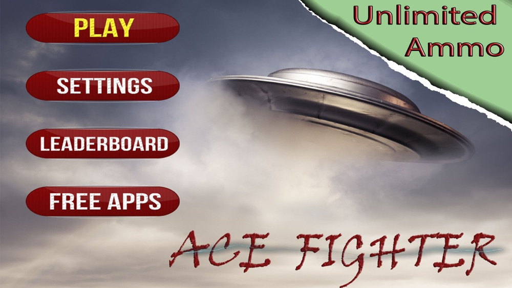 Ace Fighter in space - A 3D combat to defend earth against the S3 aliens hack tool