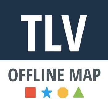 Tel Aviv Offline Map