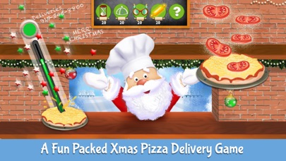 Santa Claus' Secret Pizza Recipe - Elf Yourself  As A