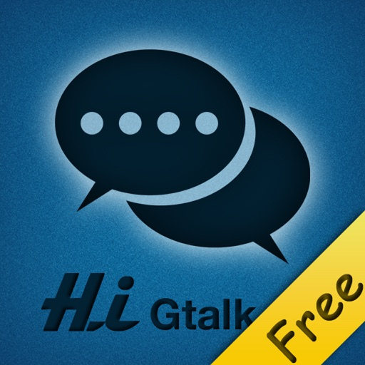 Hi Gtalk HD Lite icon
