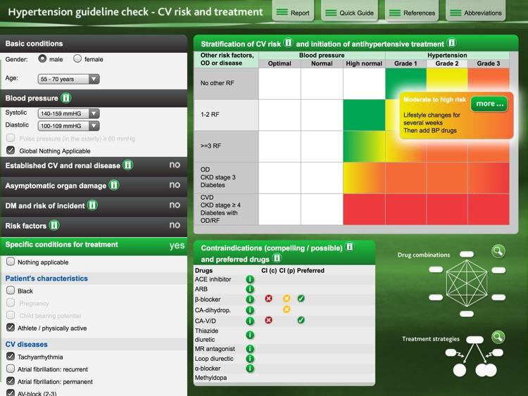 Hypertension Guideline Check screenshot-3