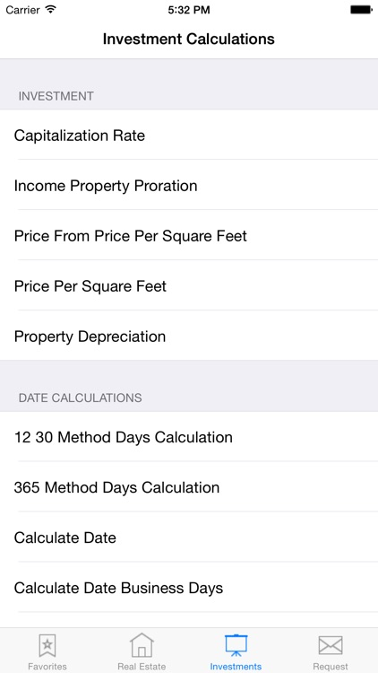 Real Estate Agent and Investor Calculator screenshot-2