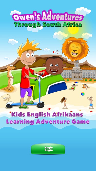 English Afrikaans Language Learning Adventure - Owen's Adventures-0