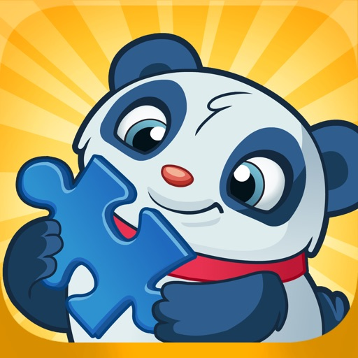 CosmoCamp: Puzzle Game App for Toddlers and Preschoolers