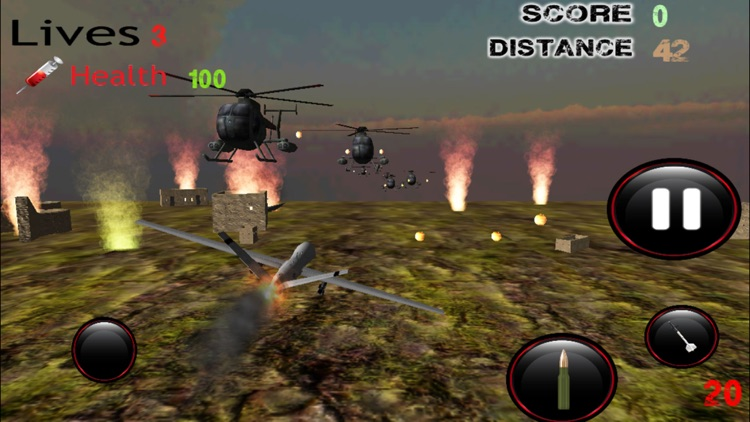 Military Jets Balckhawk Helicopter 3D - flying armor metal storm chopper