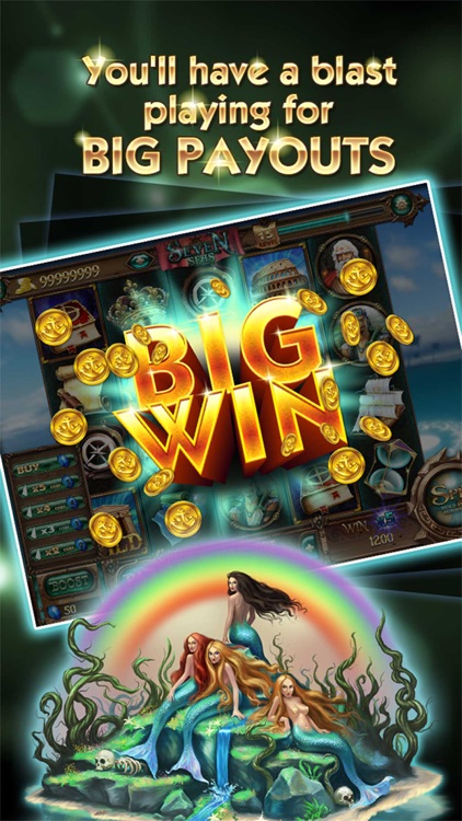 Slots™ - Seven Seas screenshot-1