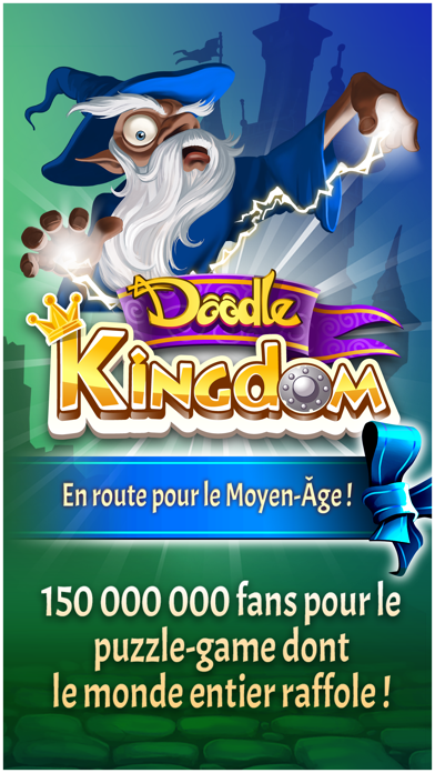 Screenshot Doodle Kingdom™