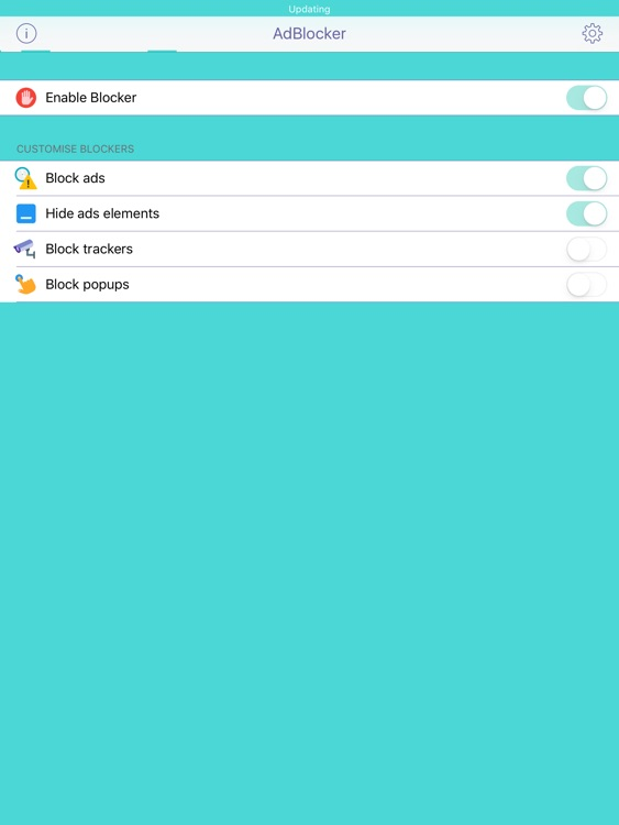 AdBlocker for iPad - Block Ads, Enjoy Browsing
