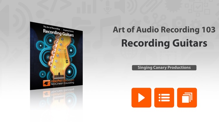 Recording Guitars by Nonlinear Educating Inc