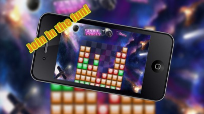 Space party - clear the blocks screenshot two