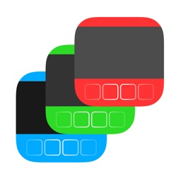 Color Bars - cool backgrounds, wallpapers, and themes for your home screen