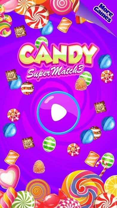 Candy Super Match 3 - A fun & addictive puzzle matching game