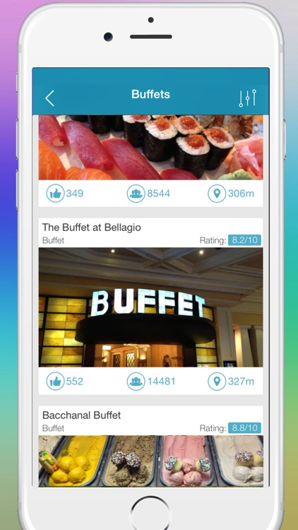 Buffets - your guide to nearby all you can eat restaurants screenshot-3