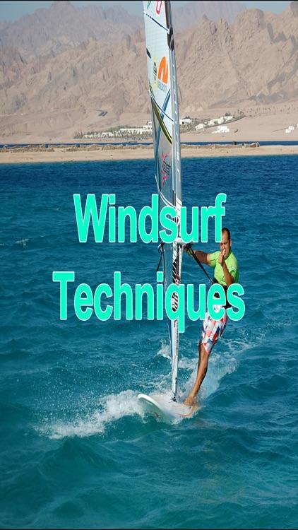 Windsurfing Techniques