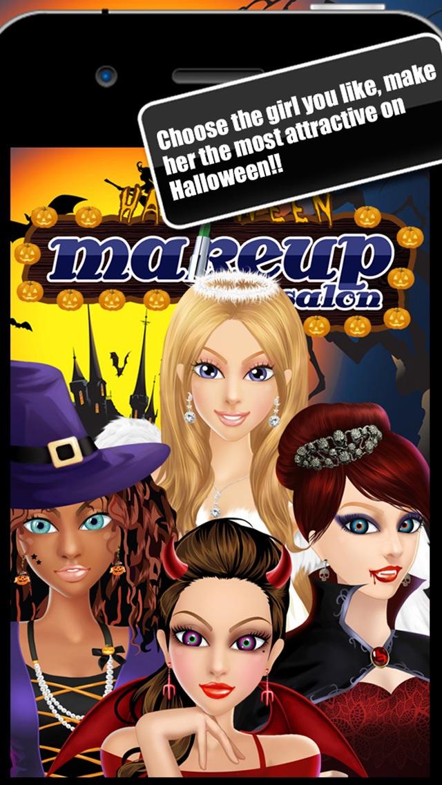 Halloween MakeUp Screenshot