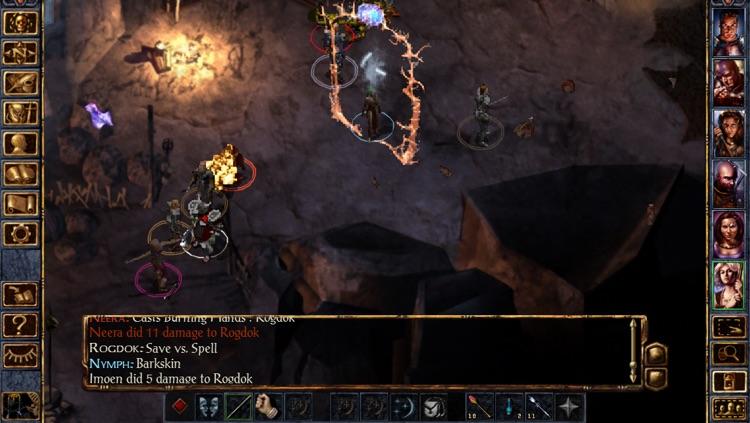 Baldur's Gate: Enhanced Edition screenshot-3