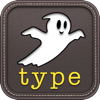 Ghost Type - a typing tutor to master your iPad typing skills