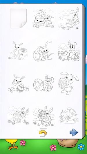 Libro para colorear de Pascua! a l\'App Store