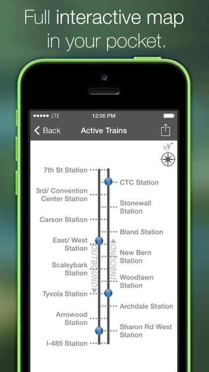 CLT Light Rail screenshot-2