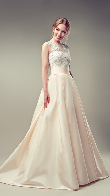 Wedding Dresses 2015 Advance Collection: Ideas & Trends, Fashion & Accessories screenshot-1