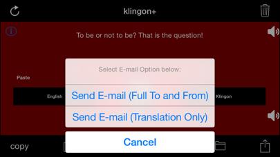 klingon+のおすすめ画像4