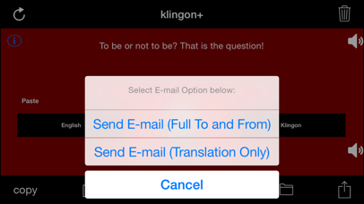 klingon+ screenshot four