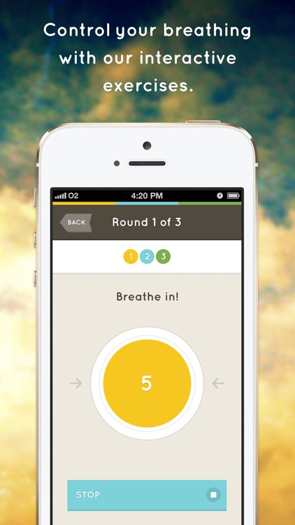 Stress & Anxiety Companion - the beautifully designed CBT app that can help you feel better