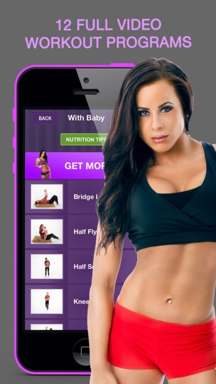 Women Home Fitness – Daily Bodyweight Workouts
