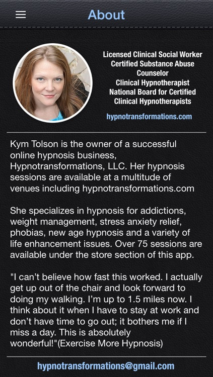 Stop Smoking ~ Hypnosis screenshot-4