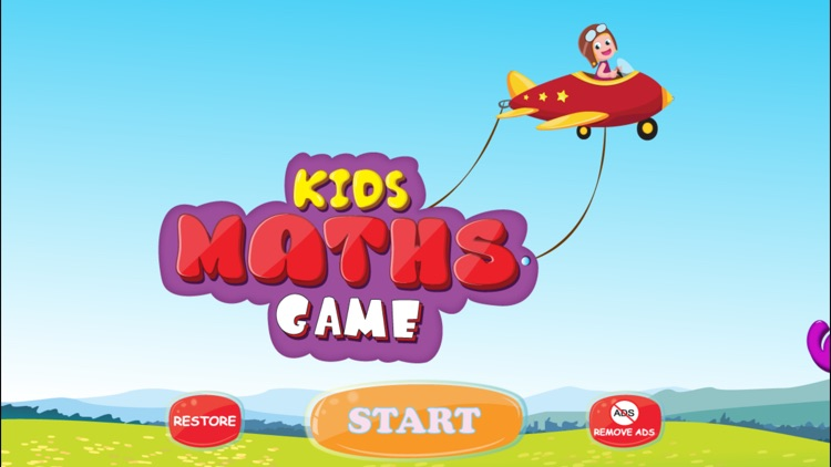 Kids Maths Game