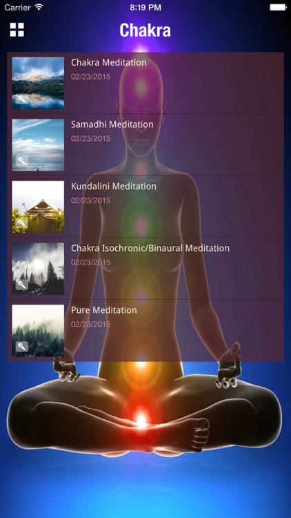 Ultimate Chakra Meditation Collection
