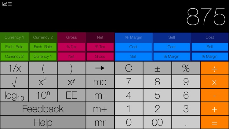 MarginCalc screenshot-4