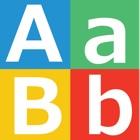 アルファベットかこうよ! - アルファベットを遊びながら学べる子供向け知育アプリ icon