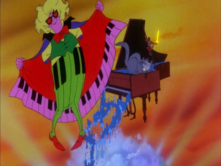 Dragon's Lair 2: Time Warp HD screenshot-3