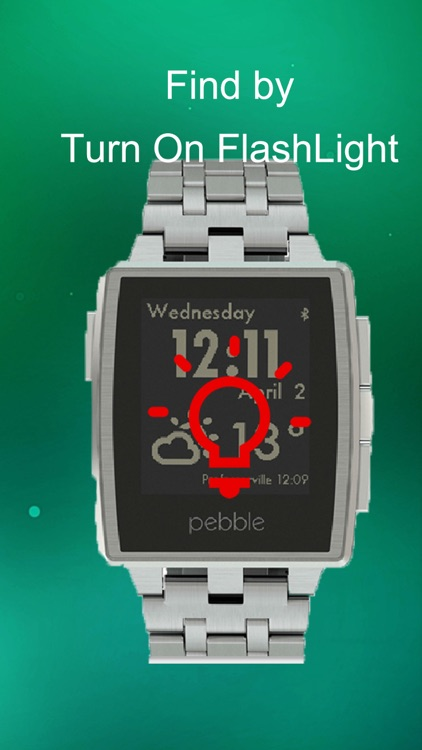 Find My Phone with Pebble Smartwatch screenshot-3