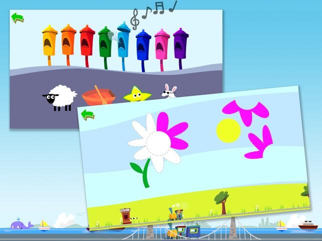 Zoo-Zug (Zoo Train) Screenshot