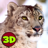 Games Banner Network - Wild Snow Leopard Survival Simulator 3D Full artwork