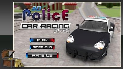 3D警察カーレーススタント - クレイジーシミュレーターに乗るとシミュレーションアドベンチャーのスクリーンショット1