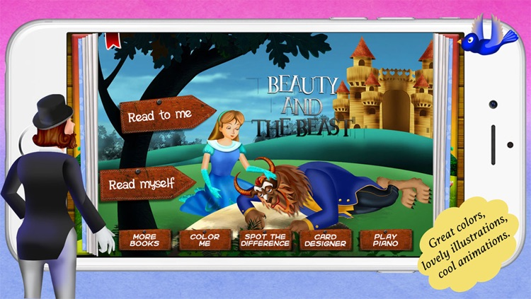 Beauty and the Beast by Story Time for Kids