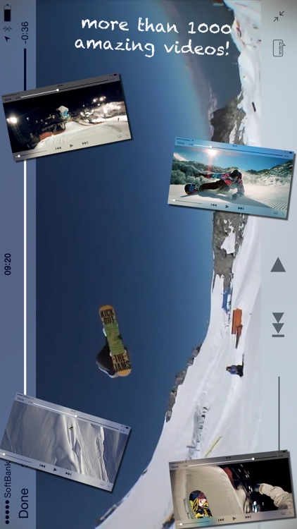 iSnowboarding screenshot-1