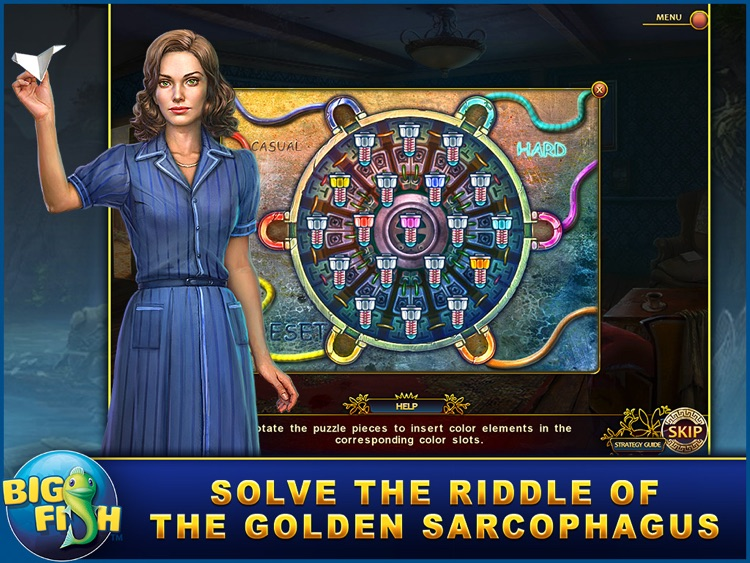 Beyond the Unknown: A Matter of Time HD - Hidden Objects, Adventure & Mystery