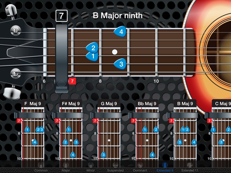 Capo Acoustic - Guitar Chords and Tabs screenshot-3